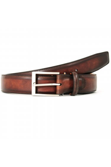Magnanni Belt Leather Cognac Brown (30943)