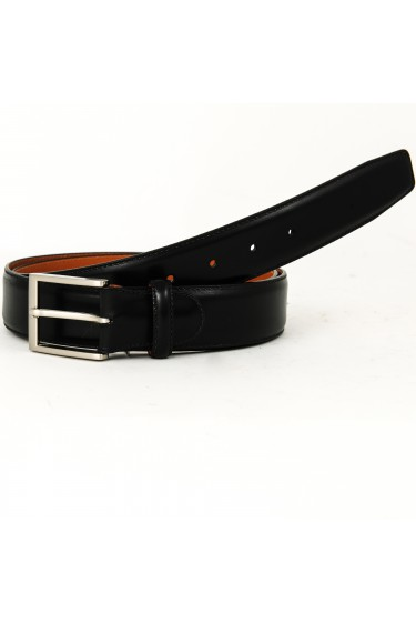 Magnanni Belt Leather Black (31721)